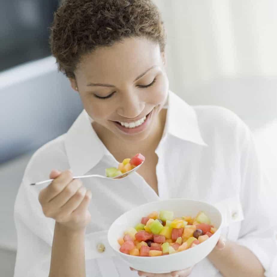 meer groenten en fruit eten