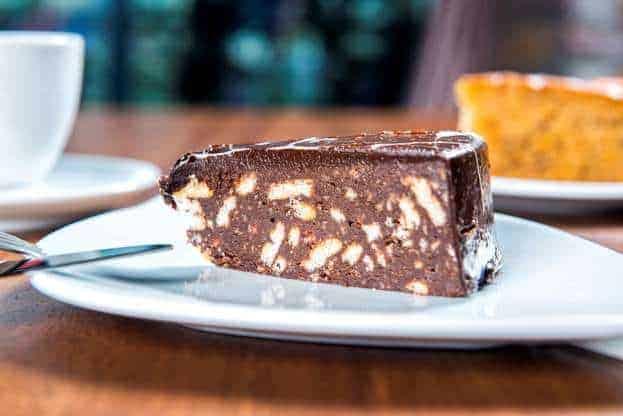 Chocoladetaart-Horeca-Webzine-Lady Di-kerst