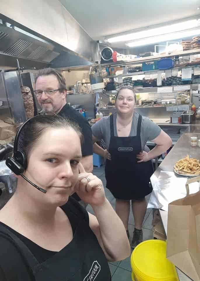 griekse frituur restaurant o geros genk marcel sari vallina