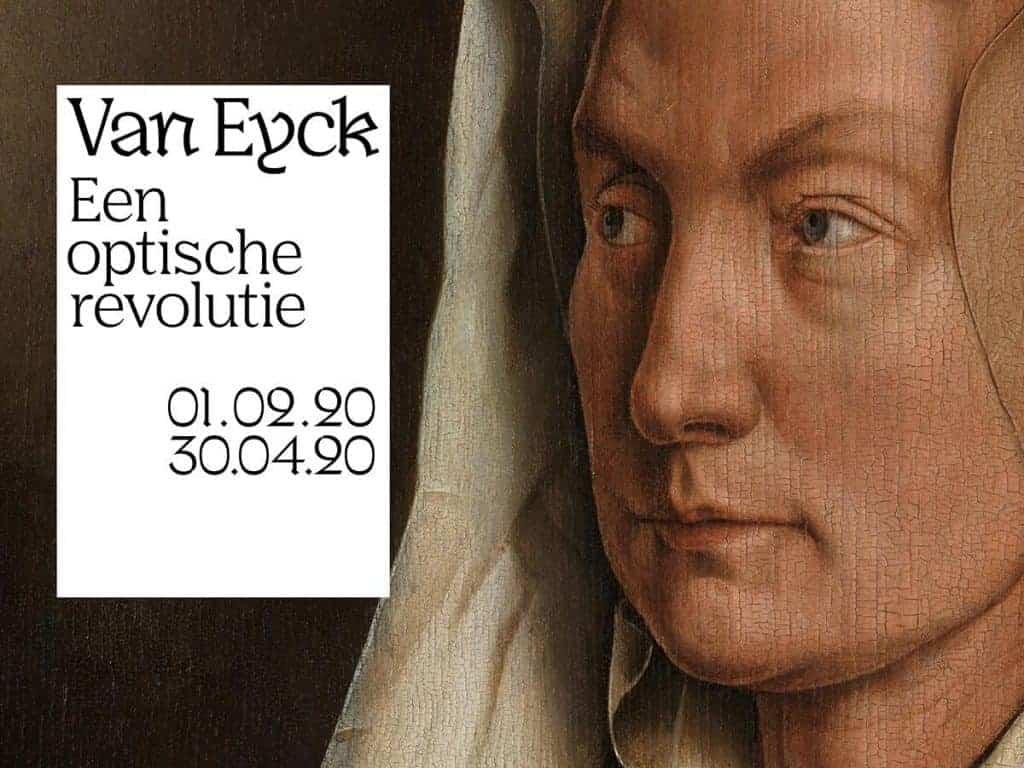 Jan van Eyck tentoonstelling Gent Horeca Webzine