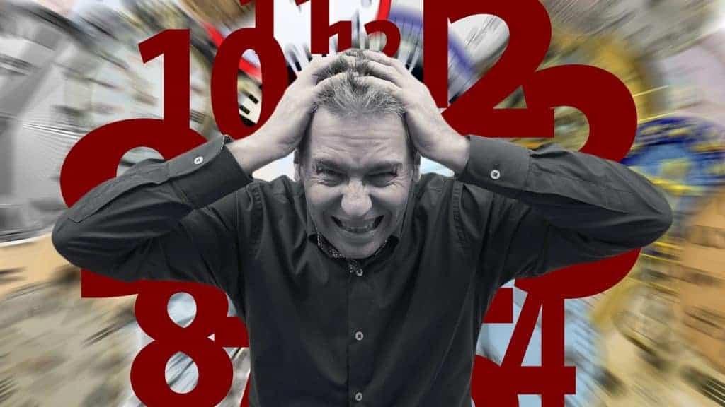 ziek stress Horeca Webzine