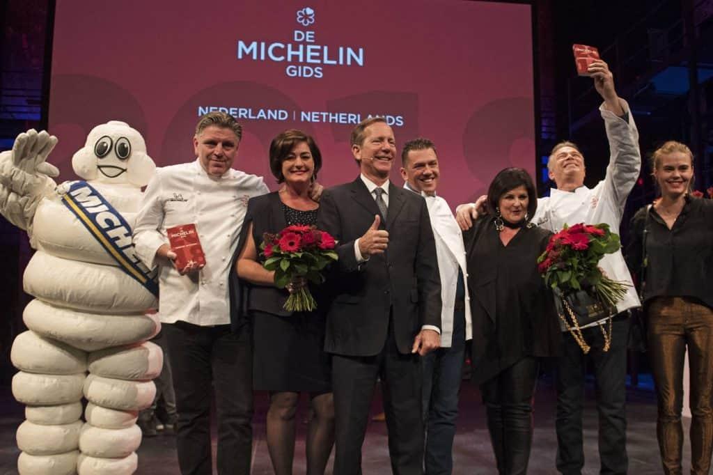 michelin gids guide horeca webzine Nederland 2019