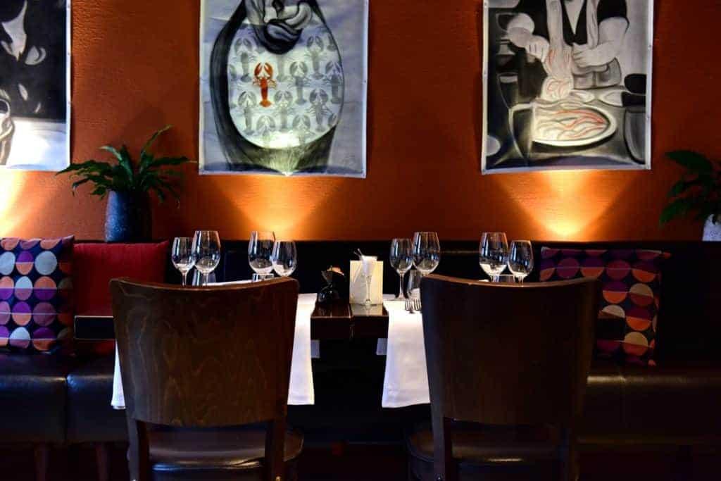 Restaurant Guillaume van Wim Vansteelant | Horeca Webzine