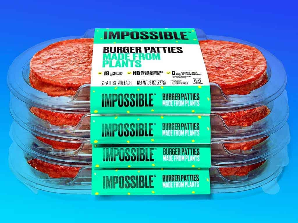 impossible burger vlees varkensvlees halal