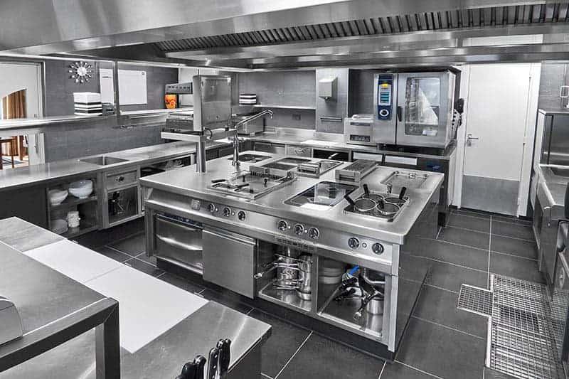 Tips en missers bij de inrichting en herinrichting van een restaurantkeuken