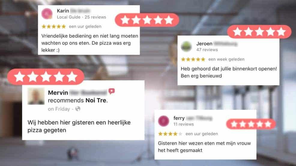 reviews reacties Horeca Webzine