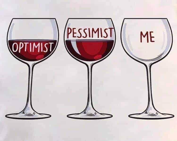 lachen wijn humor