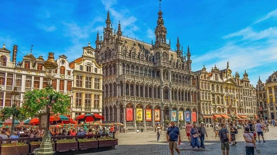 Mogelijks grotere terrassen bij heropening horeca in Brussel