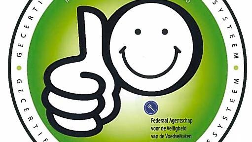 FAVV smiley Horeca Webzine