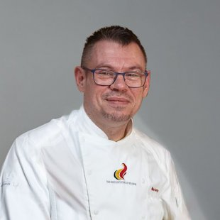 The Mastercooks of Belgium Mario Aerts