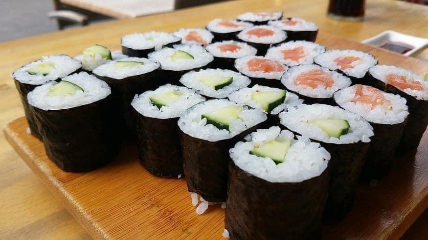 sushi maki Horeca Webzine