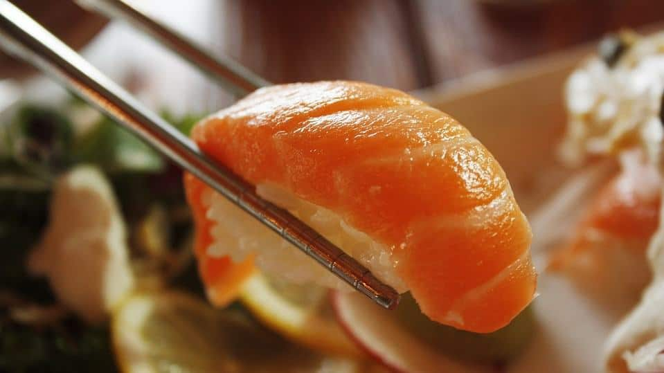 sushi zalm Horeca Webzine