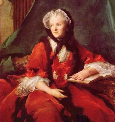 koningin Maria Leczinski