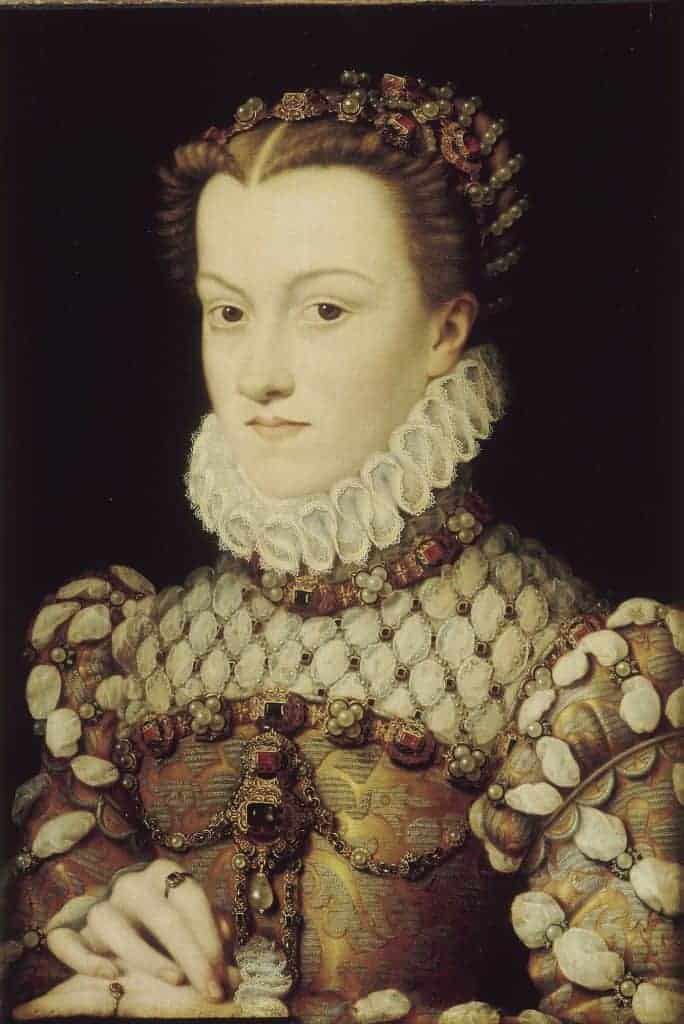 Marguerite de Valois koningin