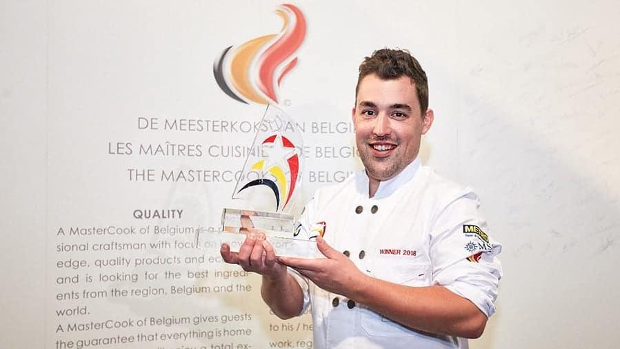 ster van de Belgische keuken Sam Van Houcke