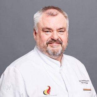 Mastercooks of Belgium - meesterkok Dirk Vandendriessche