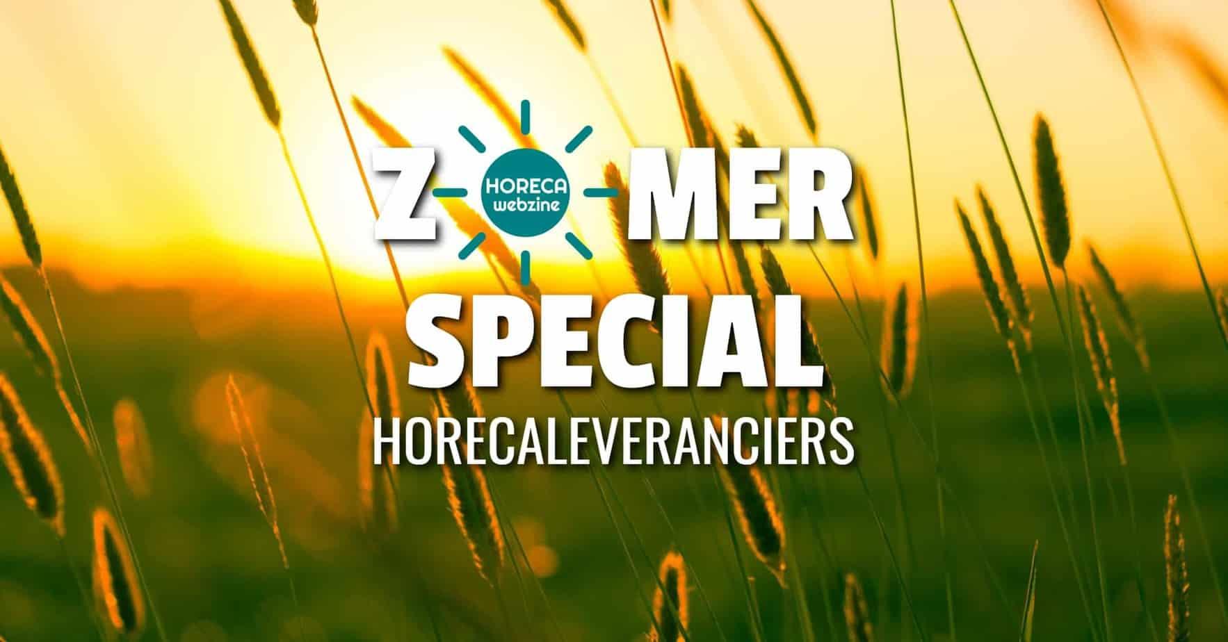 zomerspecial Horeca Webzine horecaleveranciers