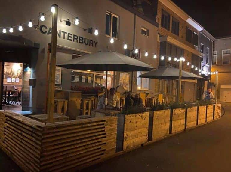 Cafe Canterbury Aalst
