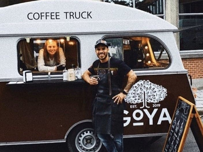 Goya Coffee Truck
