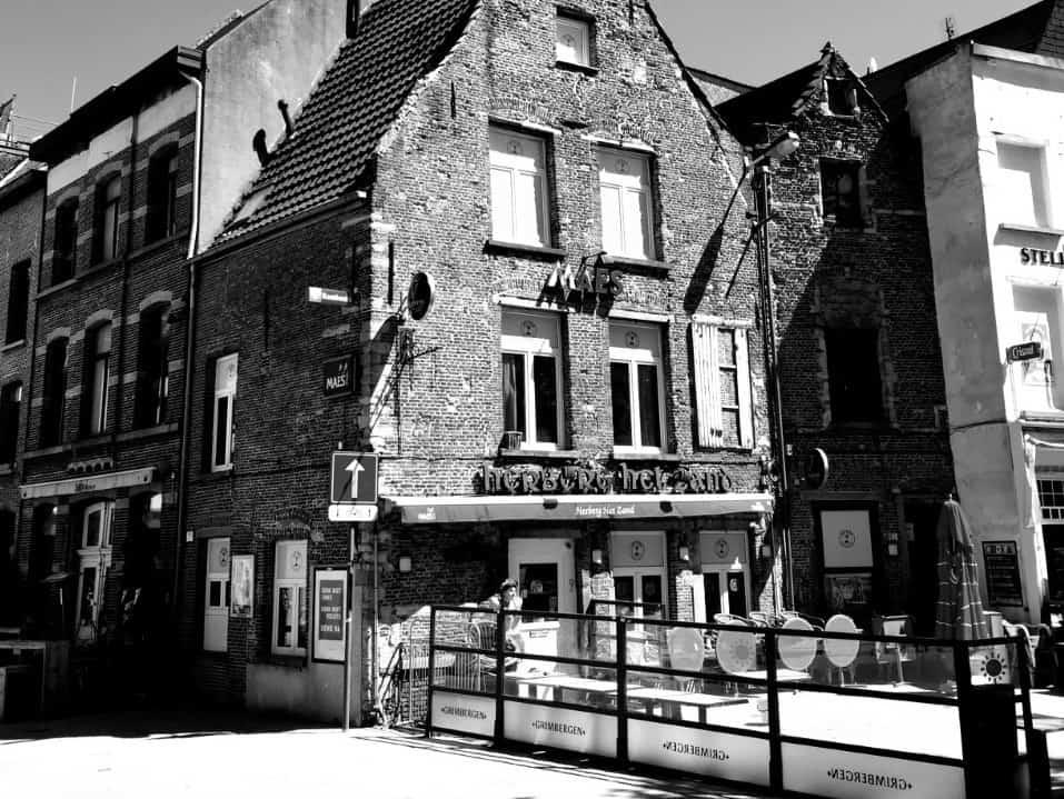 Het Zand Antwerpen terras