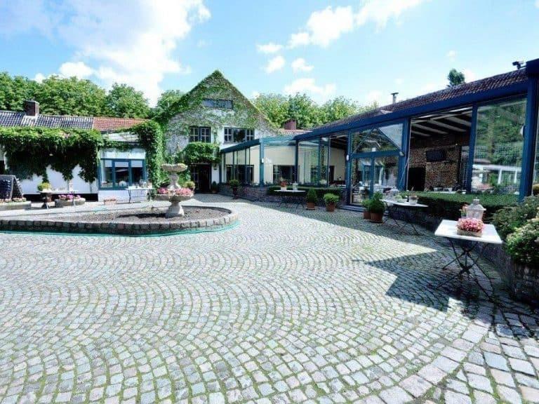 Restaurant 't Boerenhof - Gent terras