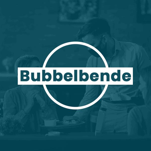 bubbelbende app registratie Horeca Webzine