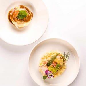 restaurant sarriette peer vis