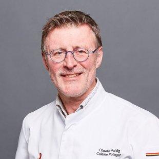 meesterkok Claude Pohlig