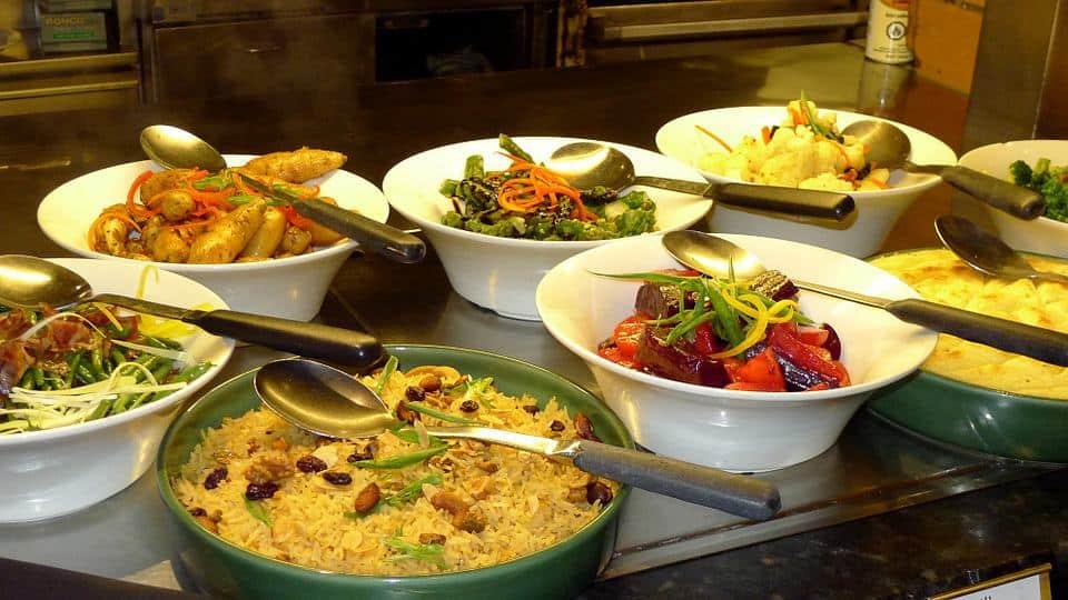 cateraars buffet Horeca Webzine