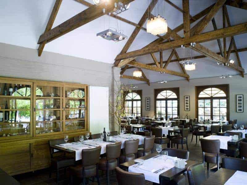 't Laiterieke Brasschaat - restaurant brasserie interieur - Horeca Webzine