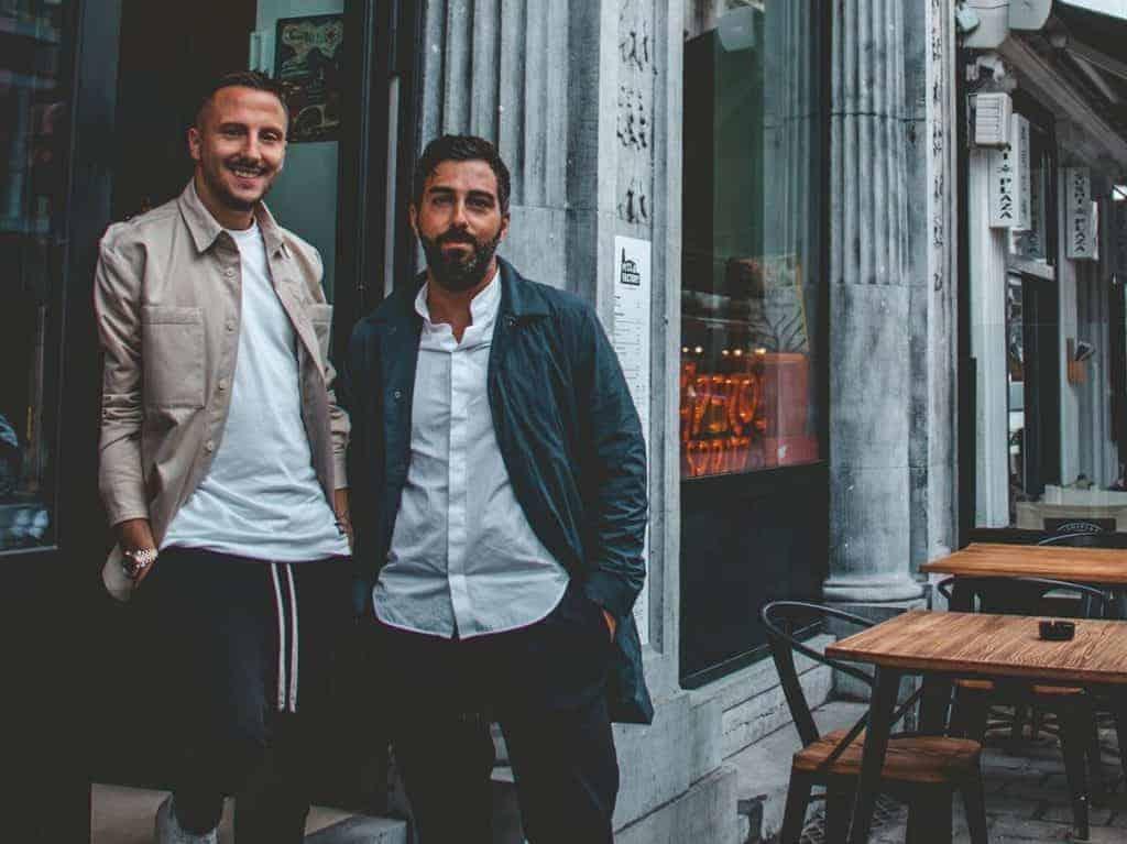 Pizza Factory - Danijel Milicevic - Nicola Salerno