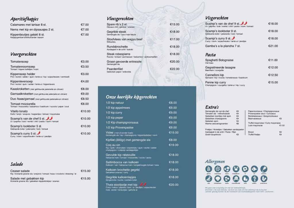 chicken & meat takeaway interieur Horeca Webzine