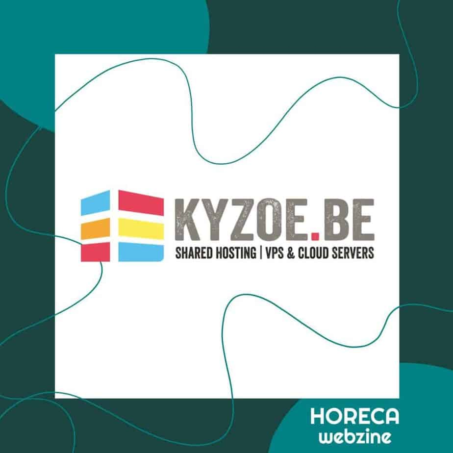 Kyzoe Hosting Horeca Webzine