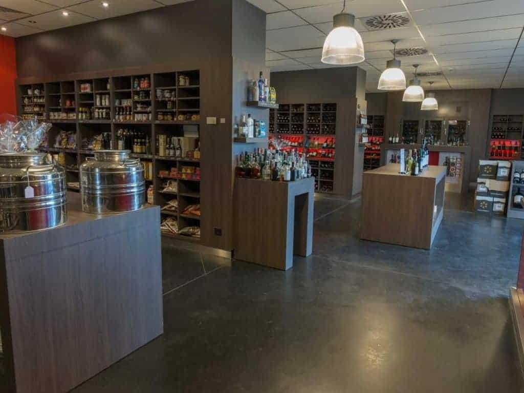 wijnhandel van den bossche winkel Horeca Webzine