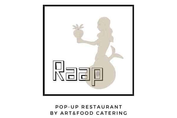 art food catering raap pop-up restaurant horeca webzine
