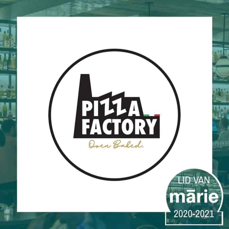 mārie pizza factory