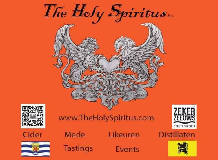 2020 logo zeker zeeuws horeca webzine the holy spiritus