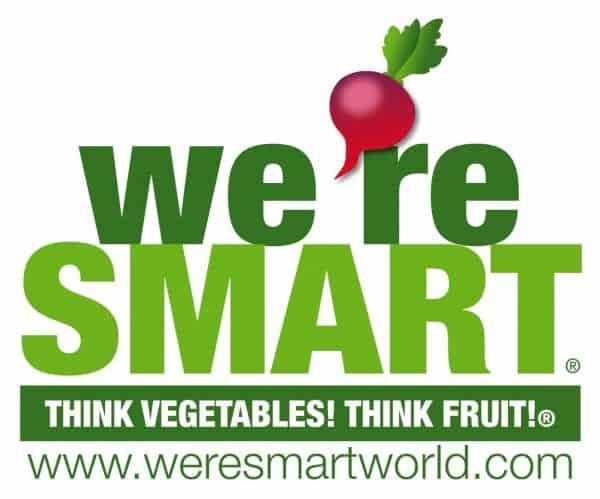 groenten en fruit WE'RE SMART LOGO horeca webzine
