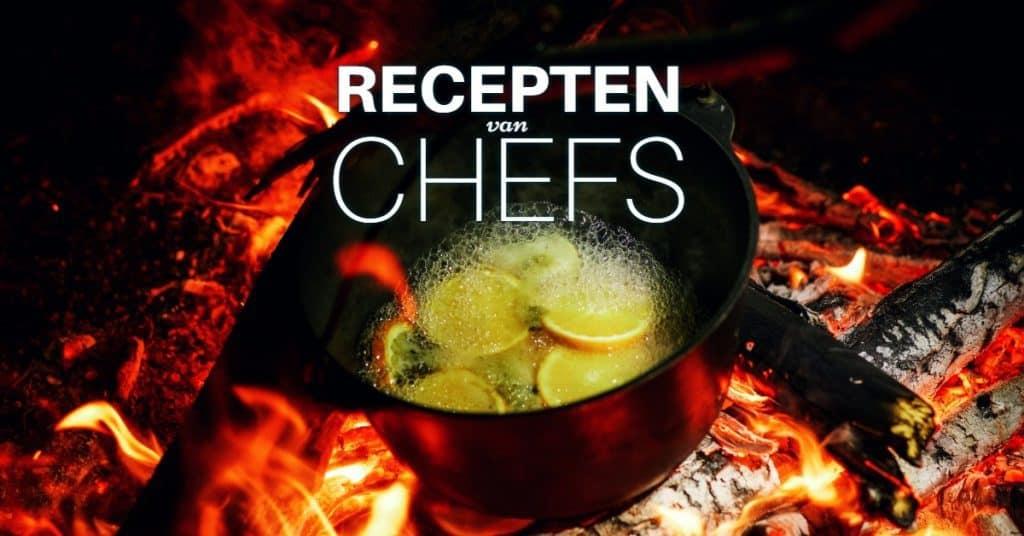recepten van chefs
