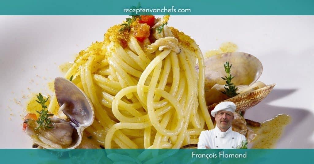 recepten van chefs François Flamand