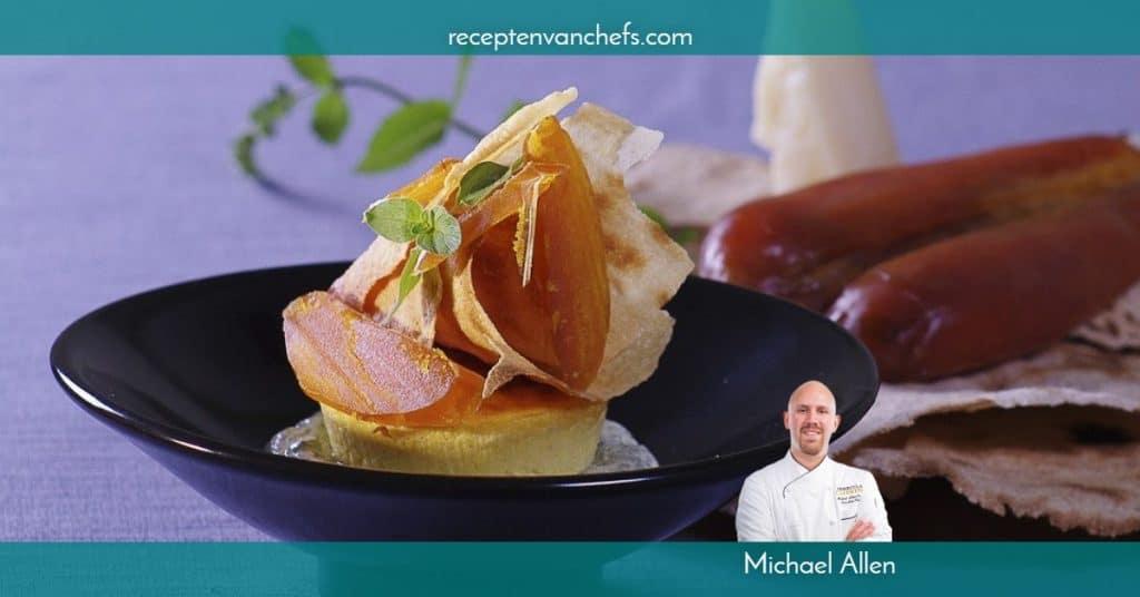 recepten van chefs Michael Allen Cruz