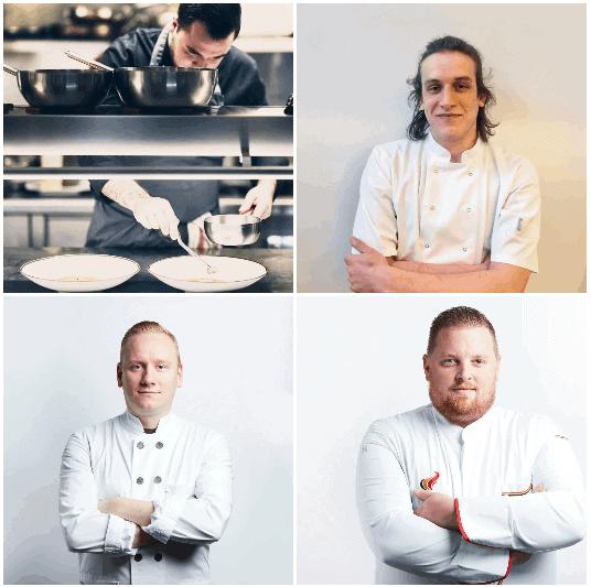 star belgian cuisine 2021 halvefinalisten