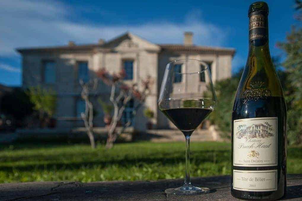 Château-Puech-Haut-rode wijn