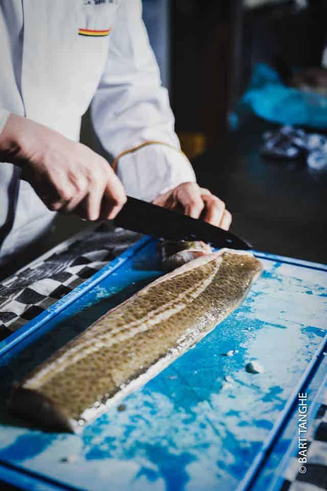 bart tanghe skrei vis van de maand horeca webzine