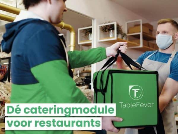 catering reservatie tablefever 2