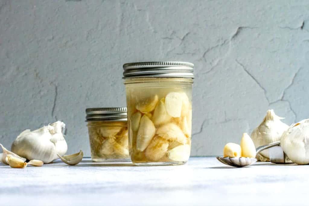 gefermenteerde look - fermentatie - franklin-piens