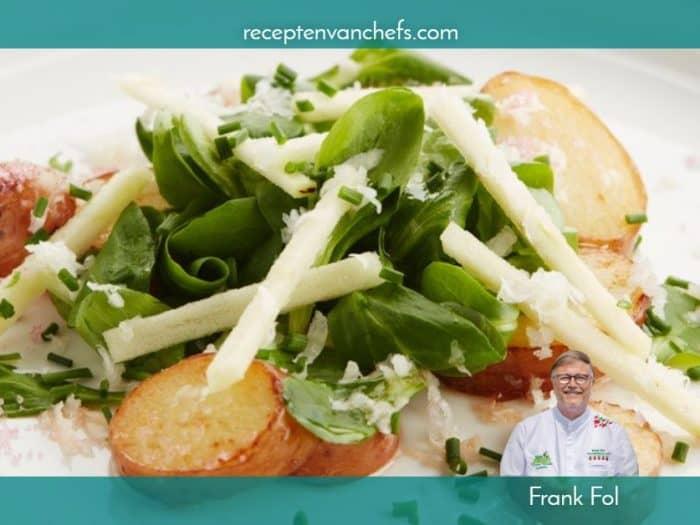 recepten van chefs Frank Fol veldsla