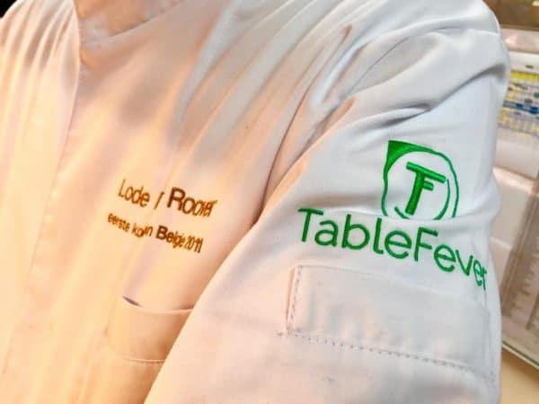tablefever ambassadeur 8
