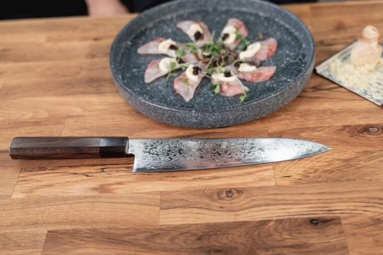 Chef Knife mes