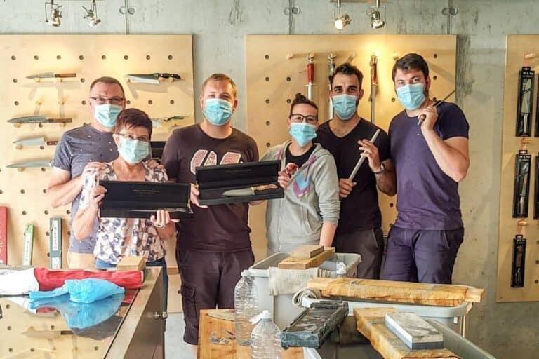 Chef Knife workshop